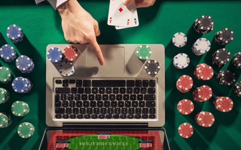 How Poker Works losing when playing for real money