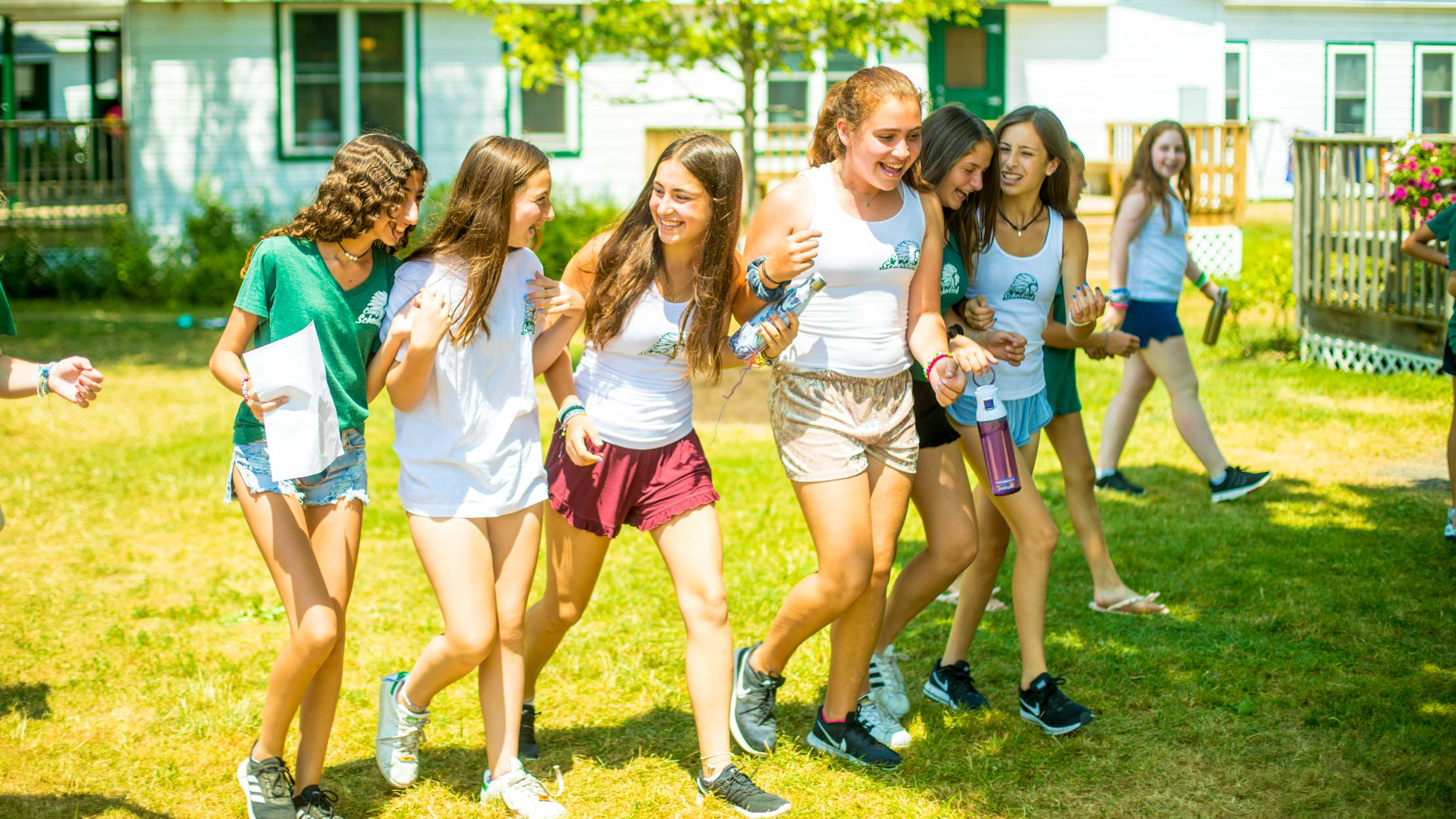 Instructing Teenagers The Advantages Of Summer Season Camp