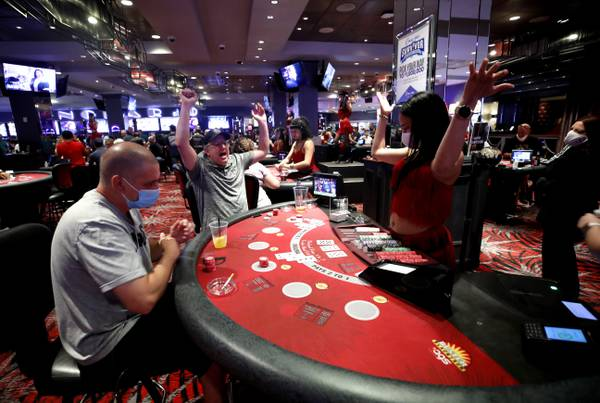 A Huge Impact On Your Gambling