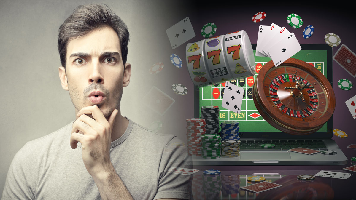 The Difference Between Gambling And Engines like google