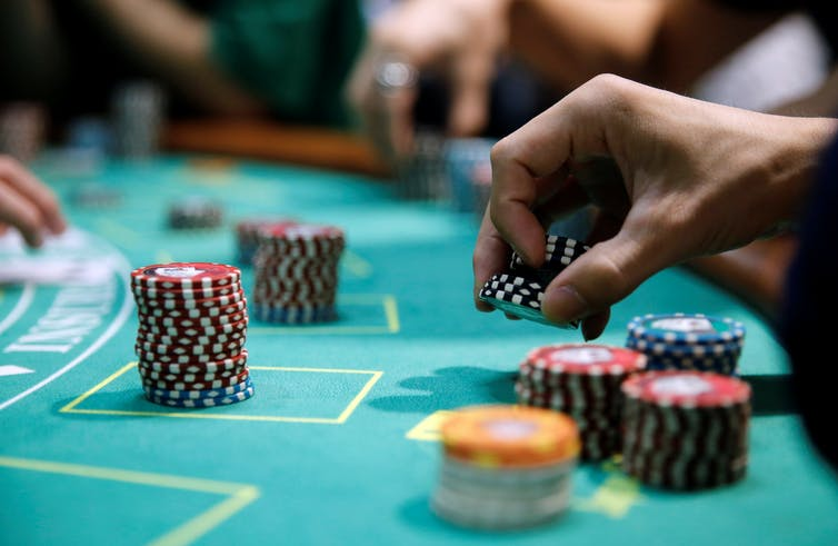The Attraction Of Online Casino